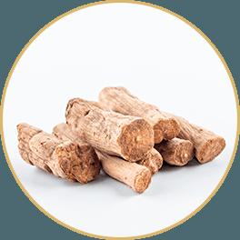 ChiChi Chocolate Ingredients Achyranthes Yang Bar Circle