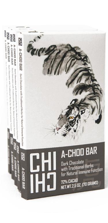 ChiChi Chocolates - A CHOO BAR Package of 5