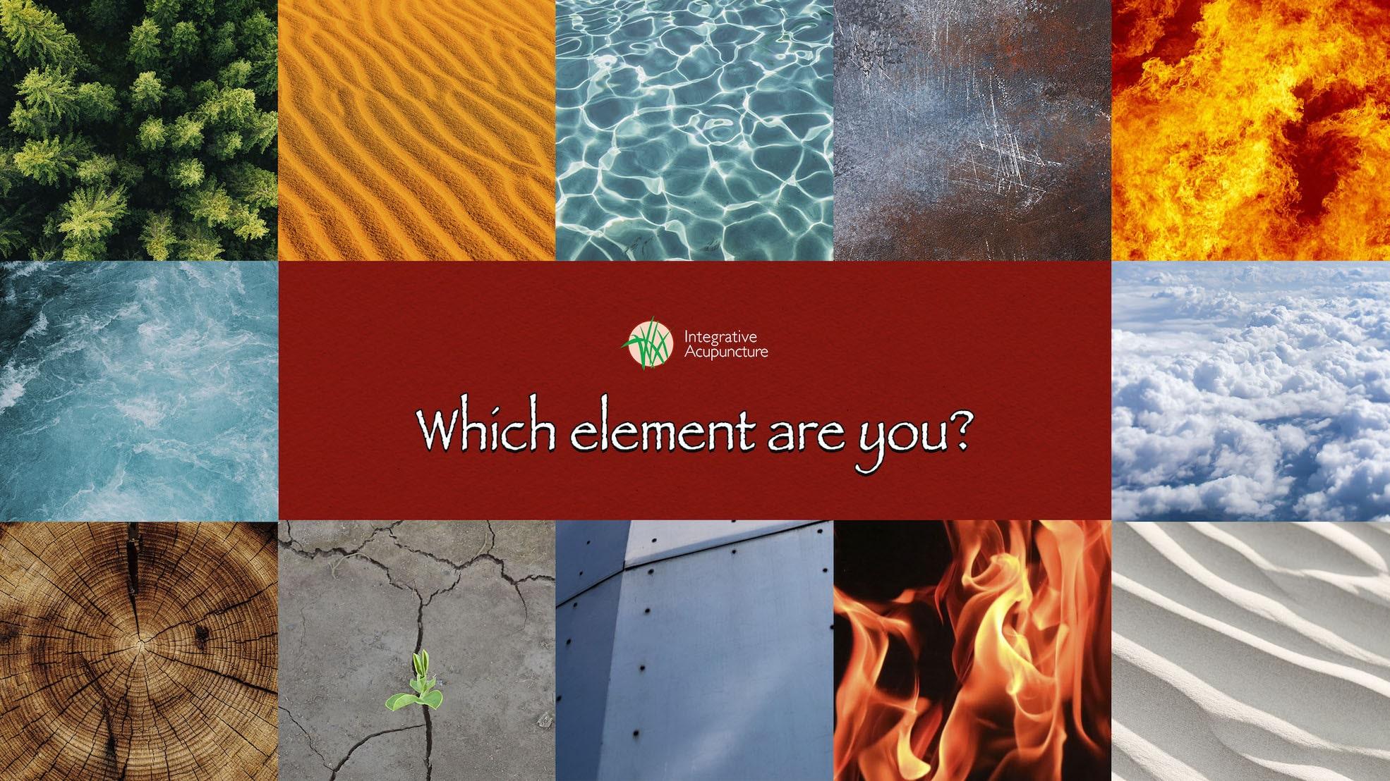 5 Elements Quiz - chichi chocolate