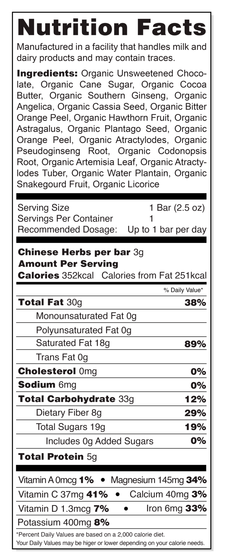 nutrition-facts-label-vector-templates_Сharge-Bar